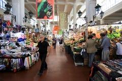 Street market in Rome Stock Image