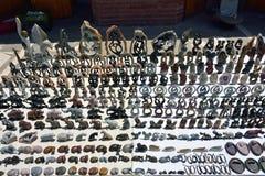 Street market in Swakopmund, Namibia Stock Photo