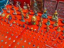 Street market treasure Stock Photo