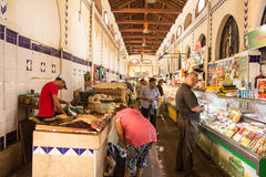 Street market in Tunis Stock Images