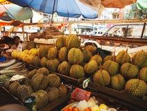 Street Market in Yangon Royalty Free Stock Photography