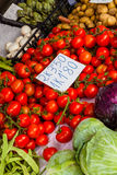 Street markets in Spain Stock Photography