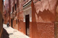 Street of Marrakech Stock Photos