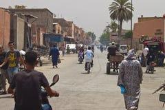 street in Marrakesh Stock Images