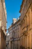 Street of Mdina, Malta, Europe, mediterranean Stock Photography