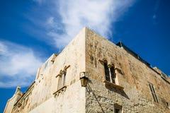 Street in Mdina. Old Street in Mdina, Malta Royalty Free Stock Photos