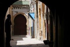 Street of Medina Stock Photography