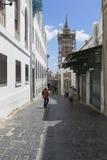 Street in medina Royalty Free Stock Image