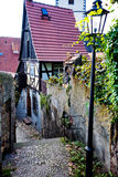 Street in Meissen Stock Photo
