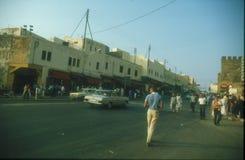 Street in Meknes Royalty Free Stock Images