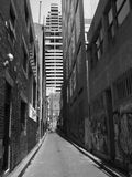Street in Melbourne Royalty Free Stock Photos