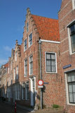 Street in Middelburg Royalty Free Stock Image