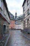 Street of Monschau Stock Images
