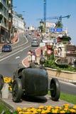 Street in Monte Carlo, Monaco Royalty Free Stock Photography