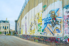 The street murals Stock Photography