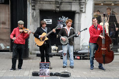 Street music Royalty Free Stock Image