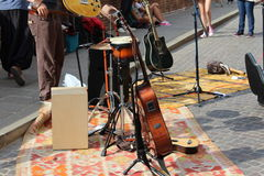 Street Music Stock Photos