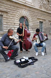 Street music Royalty Free Stock Images