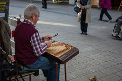 Street, Musical Instrument, Xylophone, Recreation