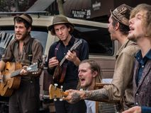 Free Street Musicians Stock Images - 109689344