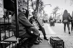 Free Street Musicians Royalty Free Stock Image - 67385756