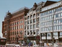 Hamburg 1 stock photography