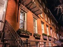 Street in New York City Stock Photos