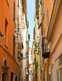 Street in Nice Stock Photos