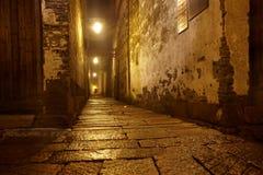 Street night Stock Photo