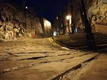 Night street Royalty Free Stock Image