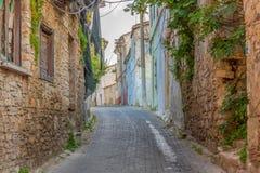 Street with nobody Stock Photos