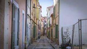 Free Street Of La Ciotat Royalty Free Stock Image - 157349096
