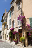 The street of old Cannes, French Riviera Stock Image