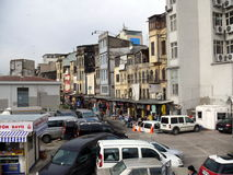 Street in old city. Istanbul. Turkey Stock Photos