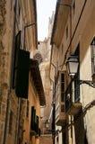 Street in the old city of Palma de Majorca Stock Photo