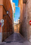 Street in old city Stock Image
