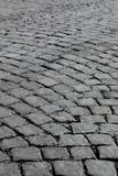 Street old cobble stone Royalty Free Stock Image
