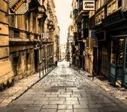 Street of Old Memories Stock Image