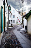 Street in old town Stock Photos