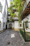 Street of the old town in the center of Vienna. Stock Photography