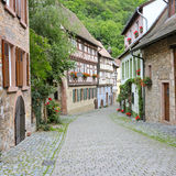 Street of the old town Royalty Free Stock Photography