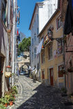 Street in old town. Royalty Free Stock Photos