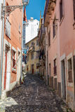 Street in old town. Stock Images
