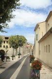 Street in Orange, France Royalty Free Stock Image