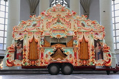 Street organ Stock Images