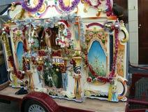 Street organ Royalty Free Stock Image