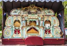 Street organ Royalty Free Stock Photo