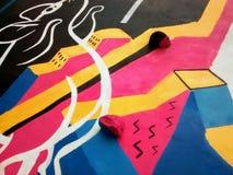 Street Art Stock Image