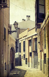 Street in Palma de Mallorca, Spain Stock Photo