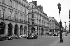 Street in Paris Royalty Free Stock Image